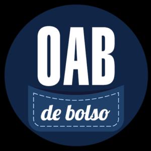 Logotipo OAB de Bolso